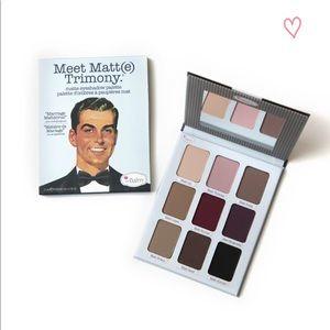 NEW! Matte Eyeshadow Palette 🎨